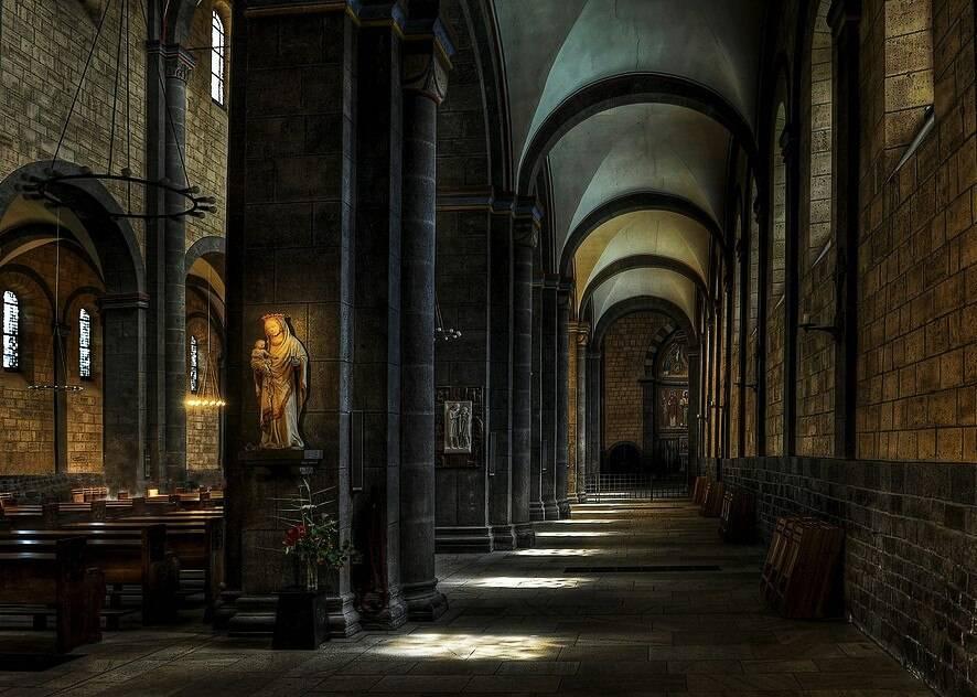 Лаахское аббатство — википедия. что такое лаахское аббатство