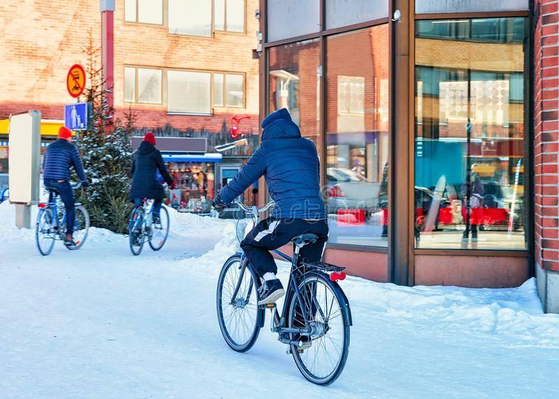Доставка велосипедов из финляндии