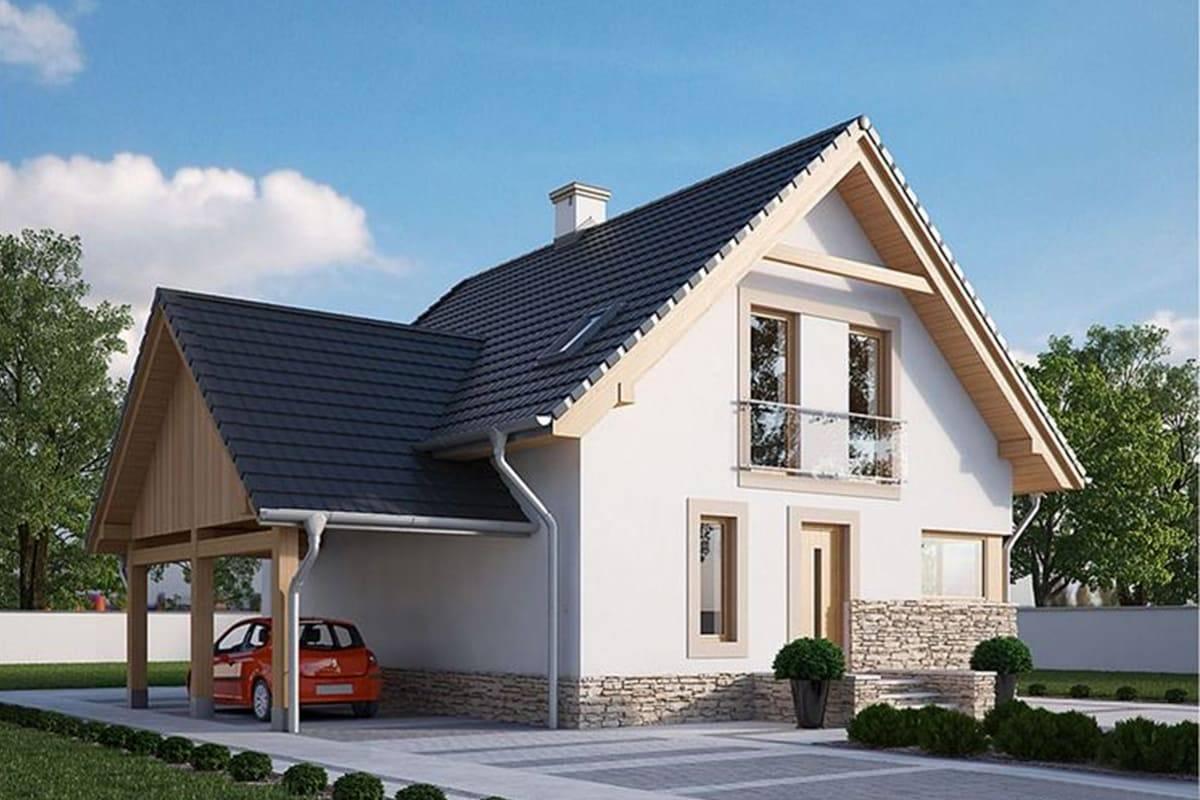 Проекты домов в польше. проекты домов и коттеджей в польском стиле. планы польских проектов домов: что выбирают клиенты