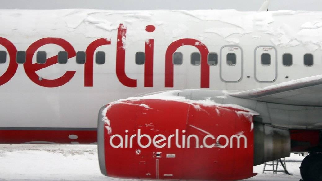 Авиакомпания air berlin объявила о банкротстве