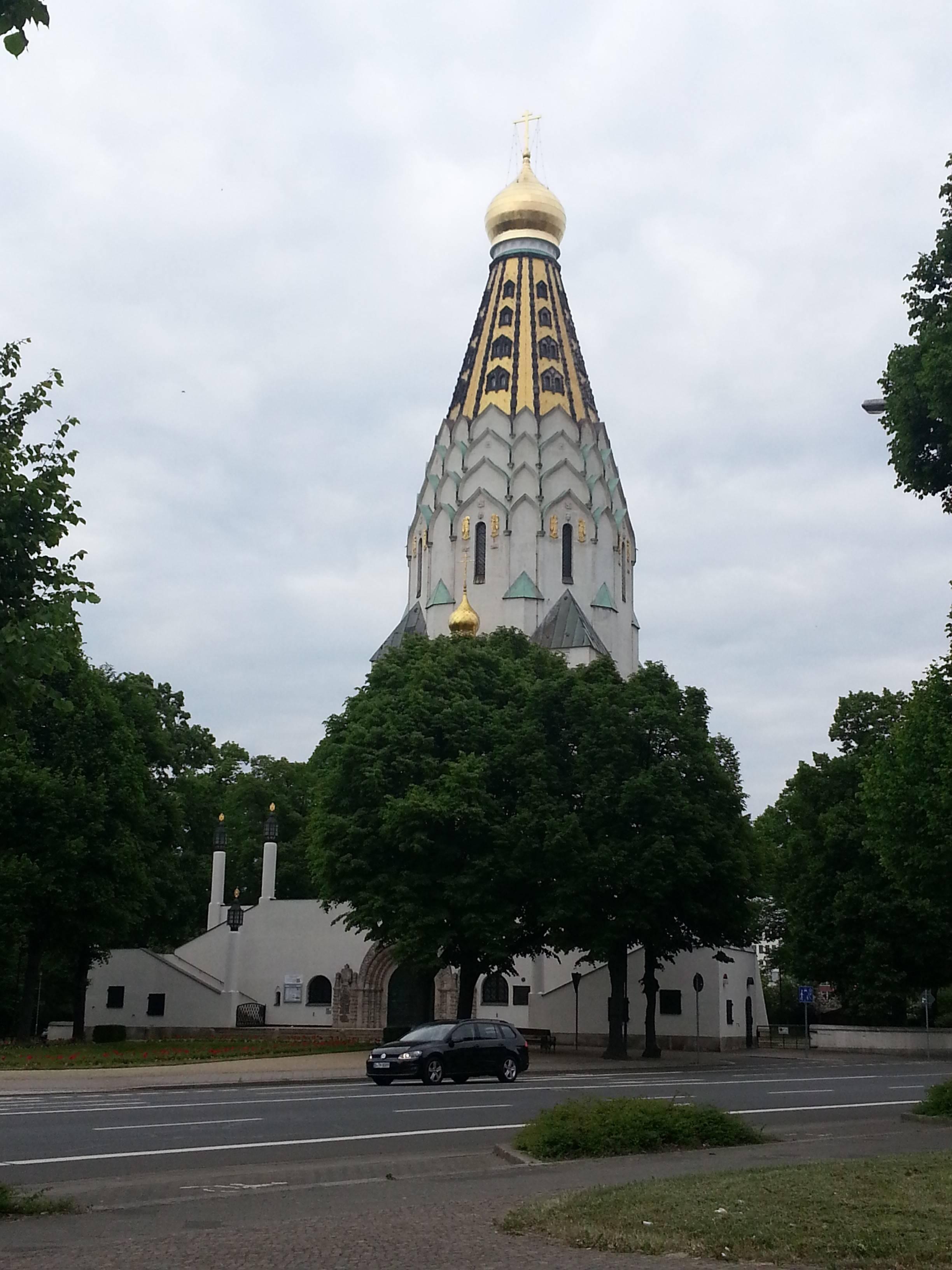 Город лейпциг и его главные достопримечательности с описанием и фото
