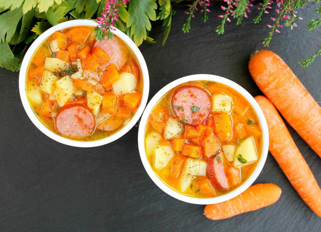 Происхождение немецкого супа айнтопф