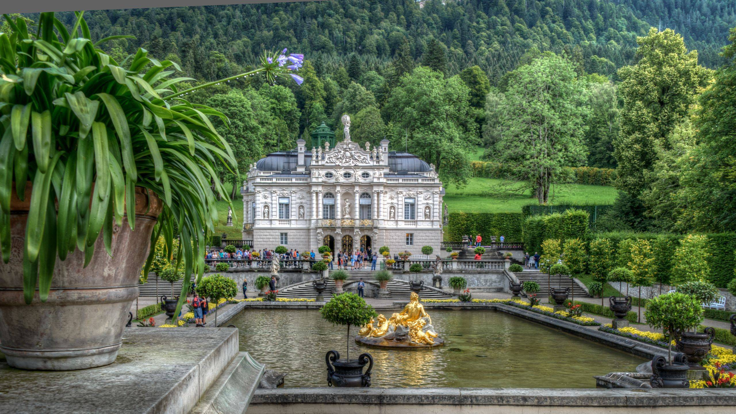 Экскурсия «замки баварского короля: нойшванштайн и линдерхоф» — 52 отзыва, цена 80 €
