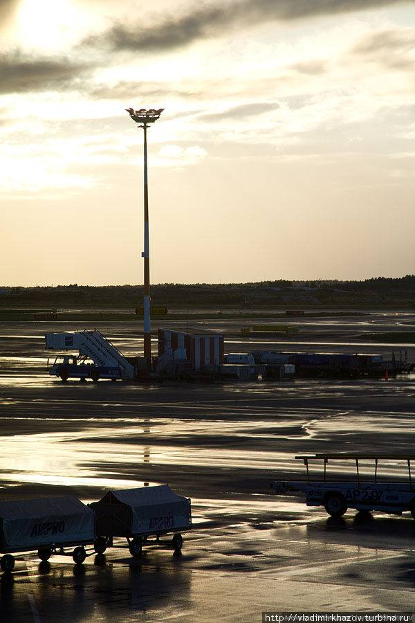 Аэропорт хельсинки-вантаа