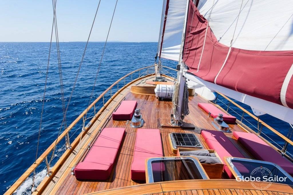 Яхты на майорке в испании - вокруг острова под парусом за неделю
