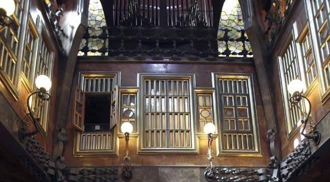 Дворец гуэля в барселоне – архитектура, интерьер, любопытные факты