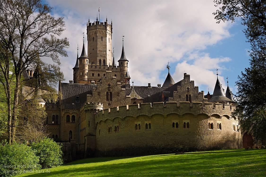 Замок мариенбург в польше: история, описание, фото