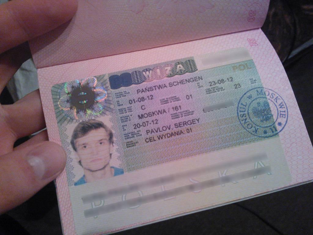 Как получить визу в сша через польшу (отзывы) в 2021 году