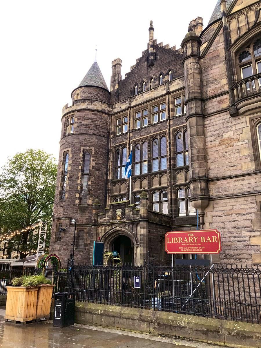 Эдинбургский университет – старейший в столице шотландии | города планеты