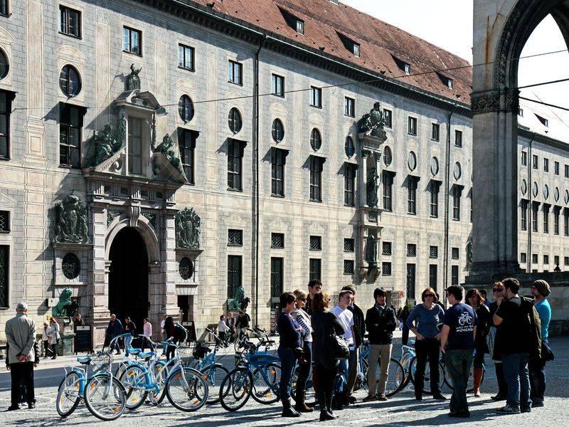 Экскурсии по мюнхену и баварии