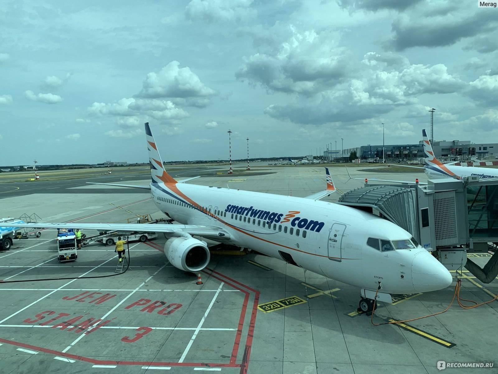 Как зарегистрироваться на самолет smart wings (чехия) через интернет и в терминале