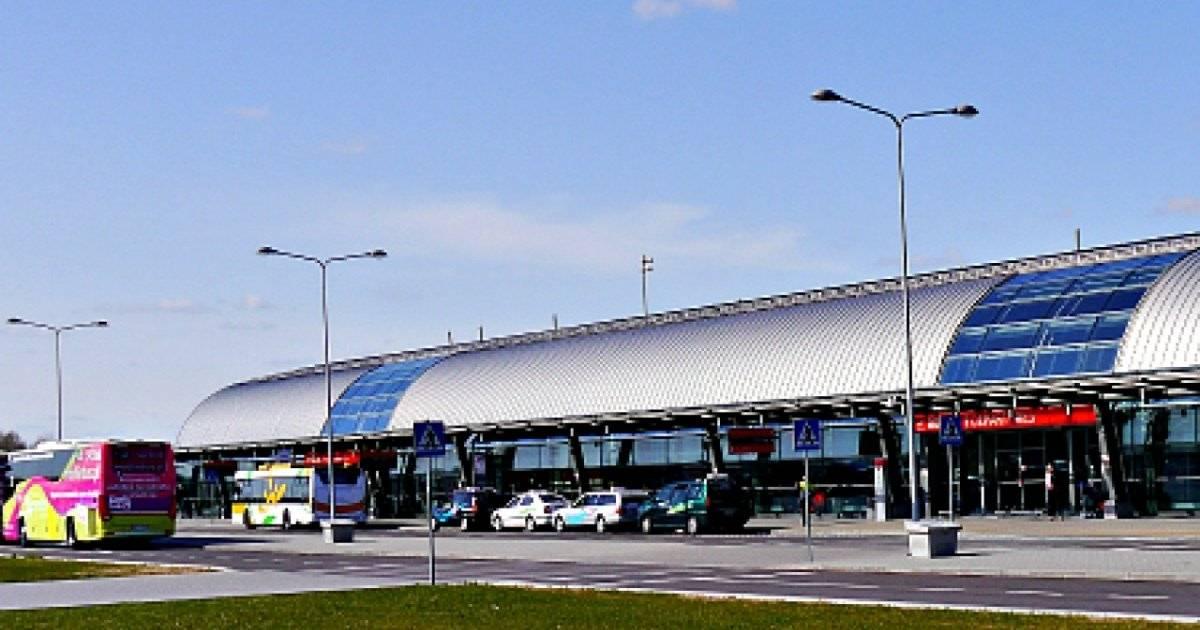 Путеводитель по аэропорту варшава-модлин