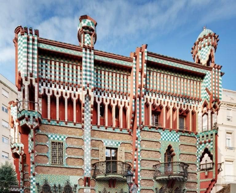Дом висенс, барселона (испания): история, фото, как добраться, адрес на карте и время работы в 2021
