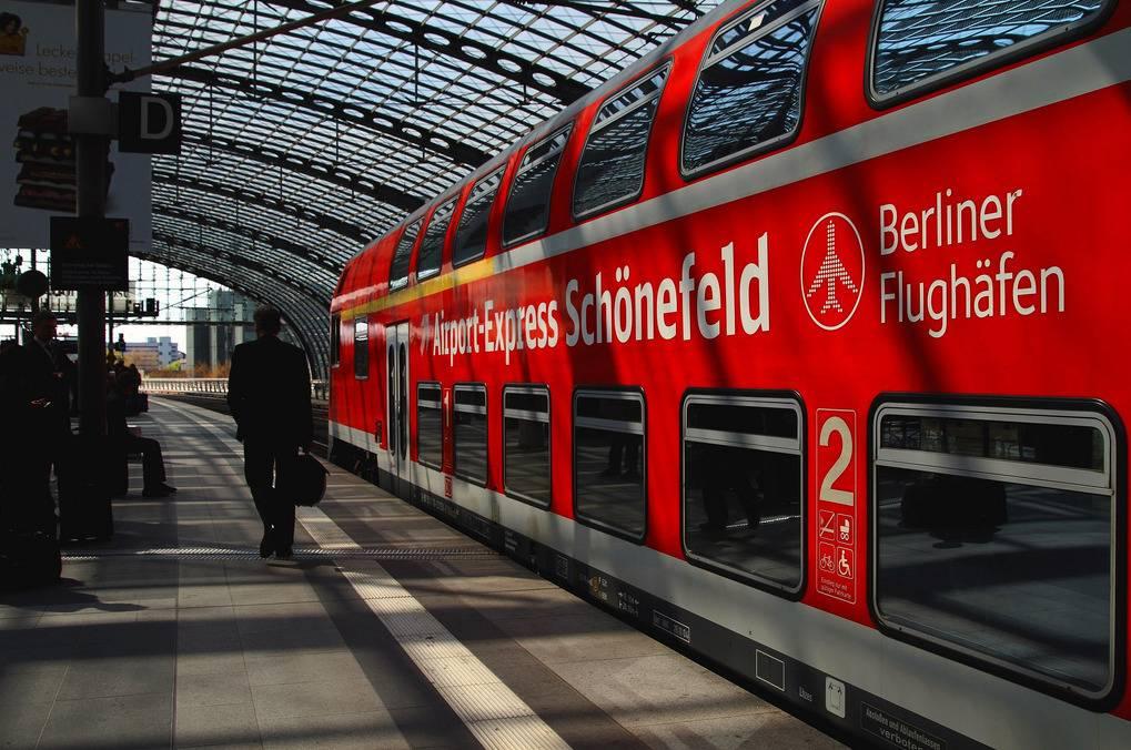 Как добраться до аэропорта schönefeld в берлине