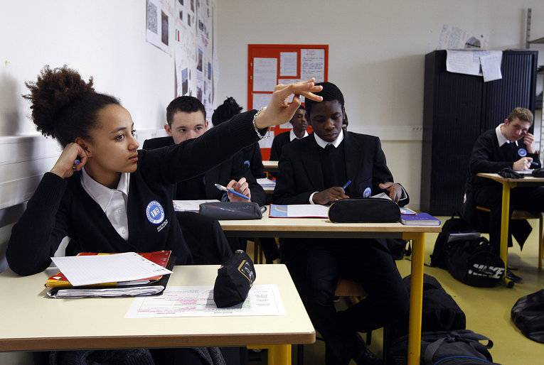 Cистема образования во франции