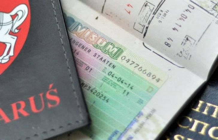 Получение шенгенской визы для граждан белоруссии в  2021  году