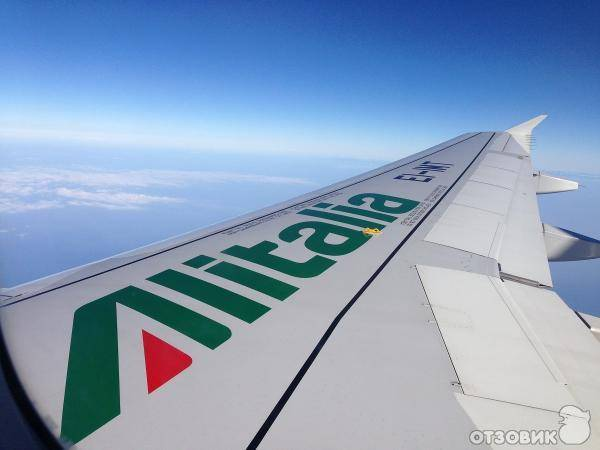 Alitalia – полный обзор национальной авиакомпании италии