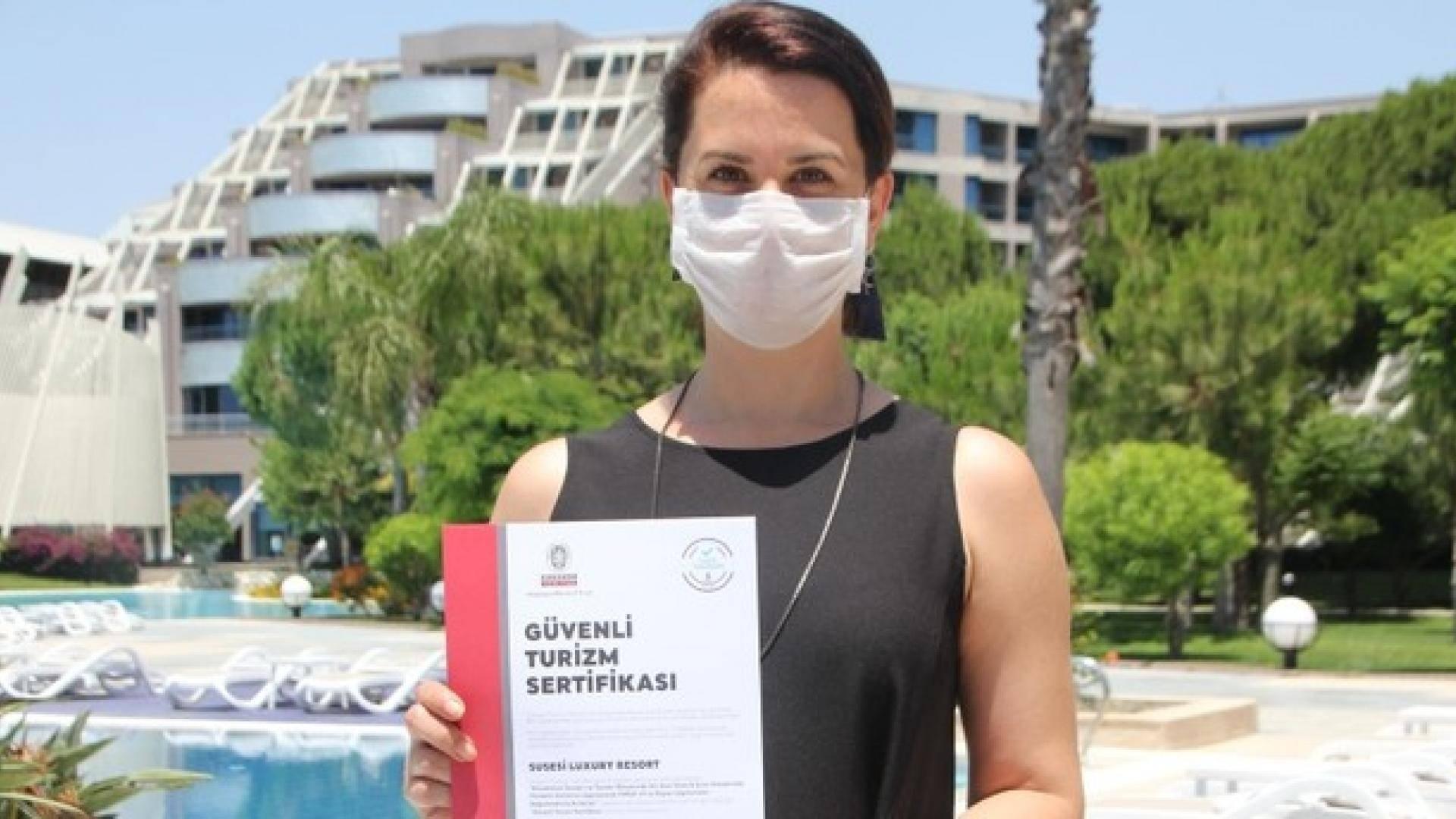 Отели турции, получившие сертификат здоровья в 2021 году | tripex