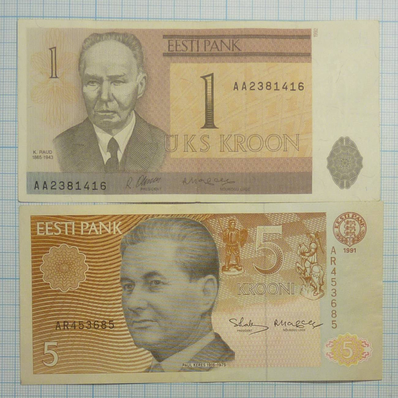 Банки эстонской республики