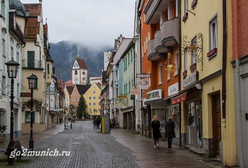 Как лучше всего добраться из мюнхена в страсбург
