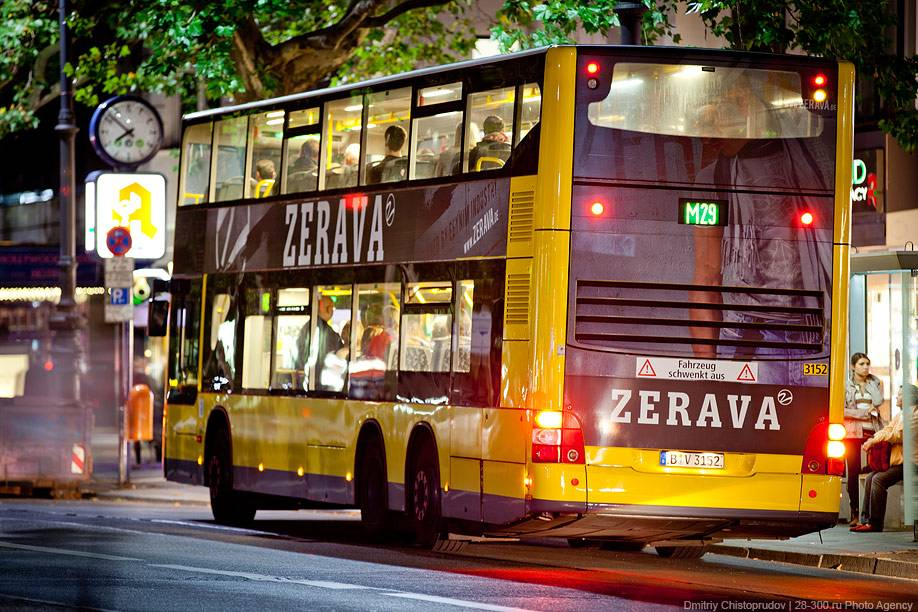 Общественный транспорт германии. как вообще это работает?!
