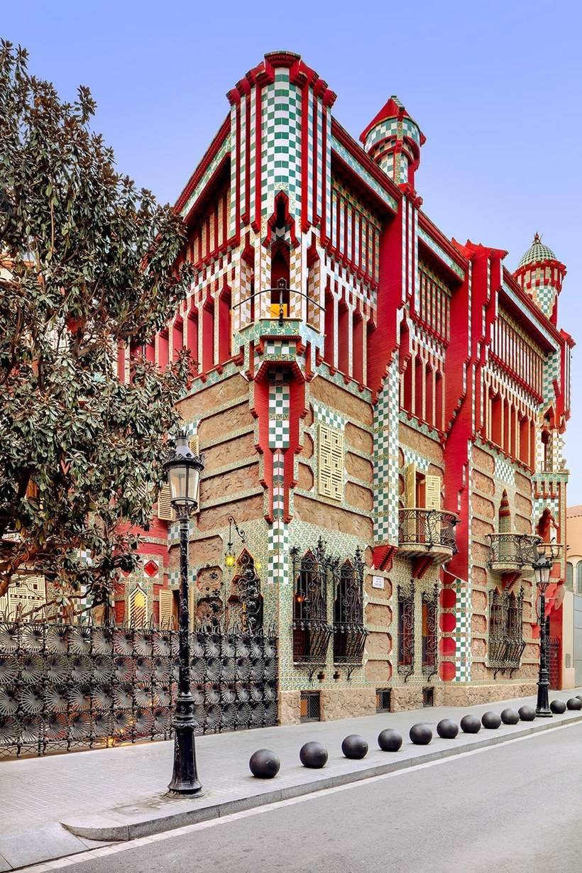 Архитектор гауди и его дома: работы и творчество мастера