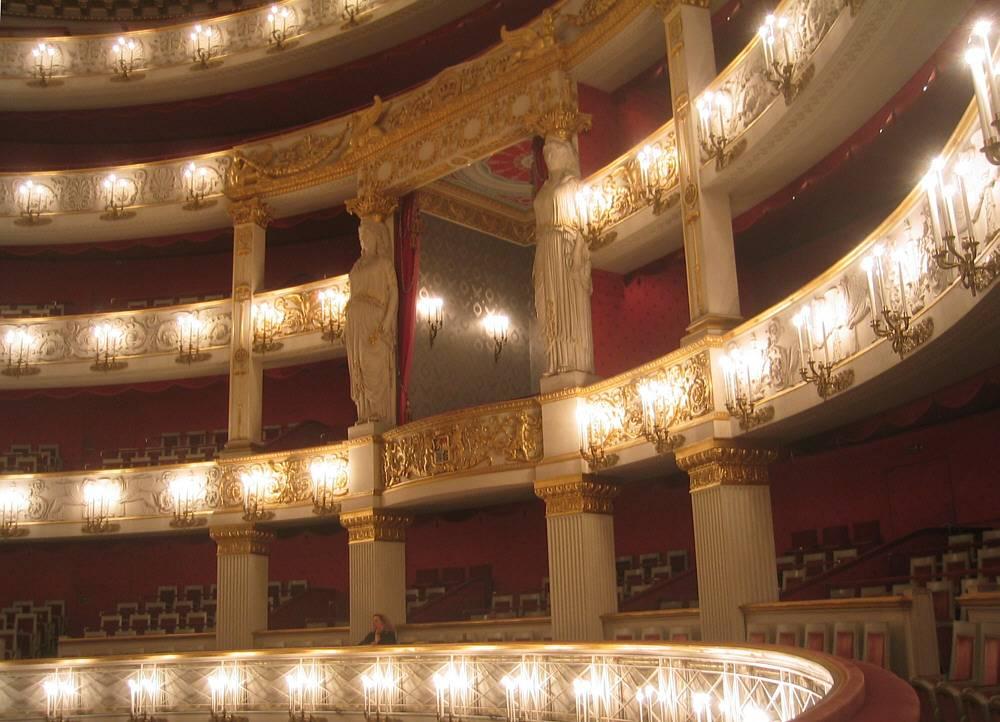Величественные традиции баварской государственной оперы