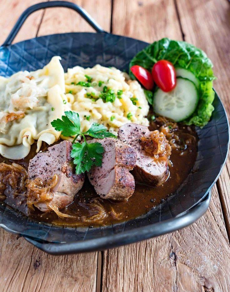 Национальные блюда шведской кухни – что едят шведы