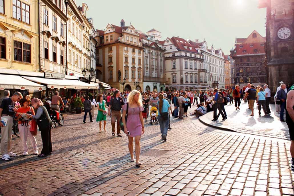 Население чехии численность на 2020, жители праги численность