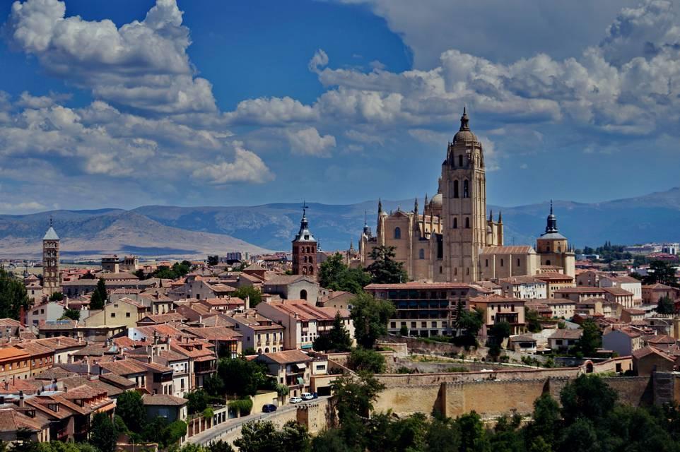 Как добраться из мадрида в сеговию самостоятельно – segovia испания