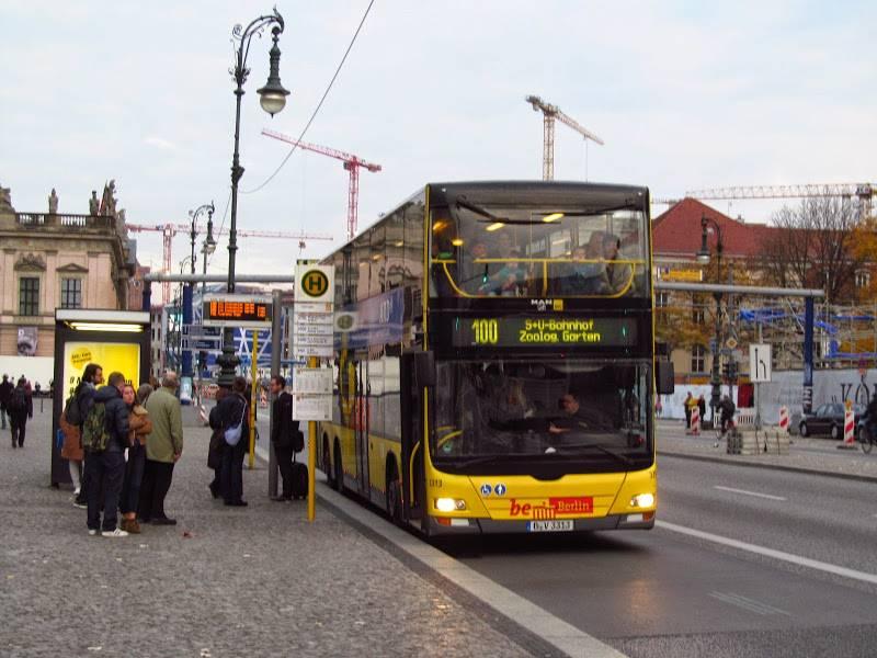 Цены в берлине — 2021. стоимость поездки