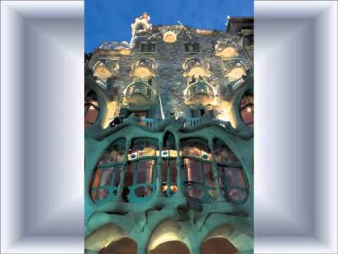 Архитектура гауди в барселоне | путеводитель по барселоне
