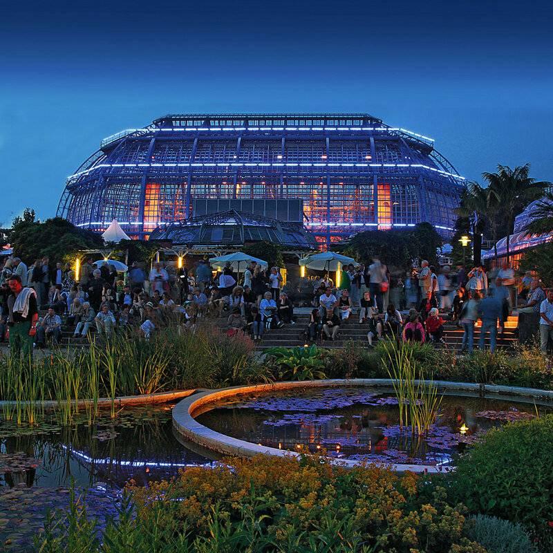 Ботанический сад (берлин) — википедия. что такое ботанический сад (берлин)