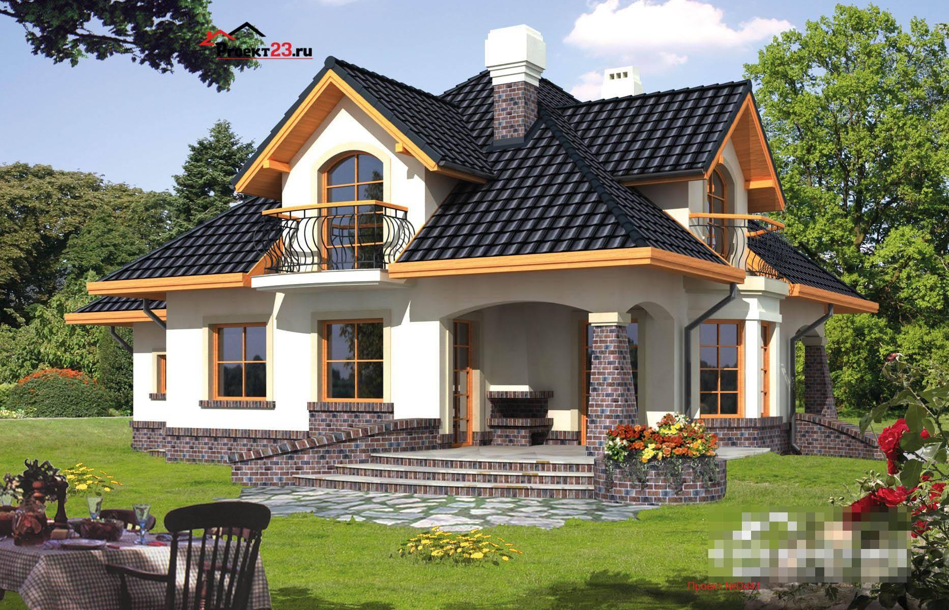 Особенности западно-славянских домов. современные дома в польском стиле и их главные особенности