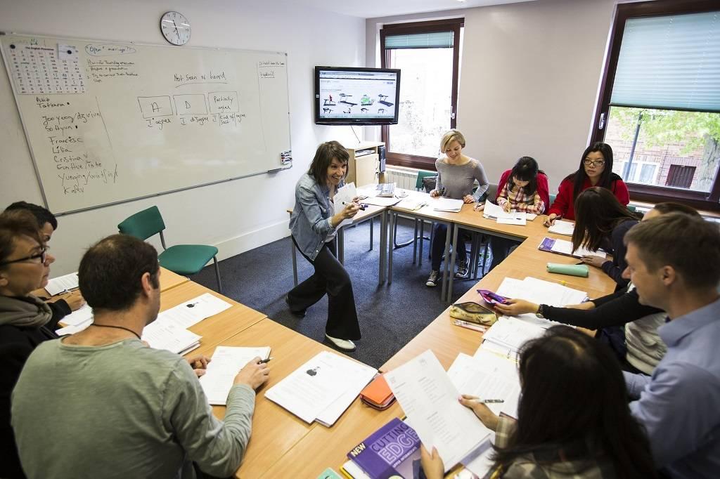 Курсы английского за рубежом | изучение английского за границей с ef