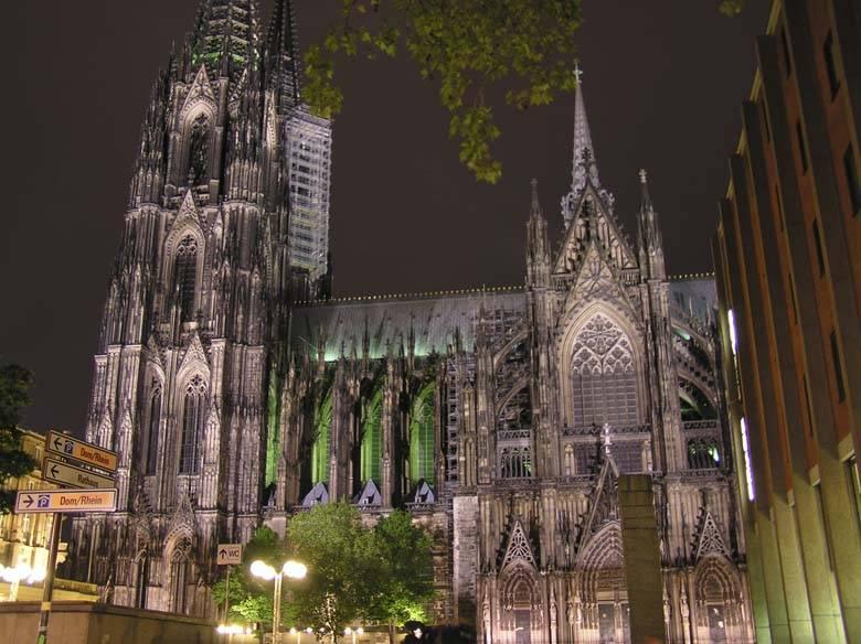 Кёльнский собор, германия: история, достопримечательности