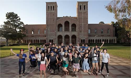 Калифорнийский университет в лос-анджелесе
