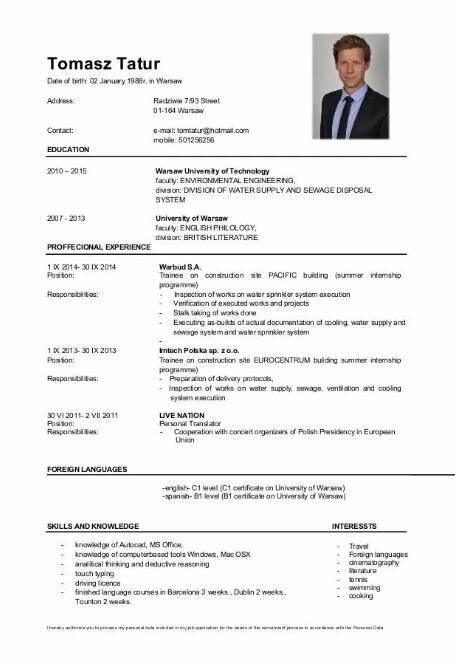 Резюме на английском языке с примерами: образец cv (curriculum vitae) с переводом и шаблон, как написать resume о себе (англ) на работу | frog school