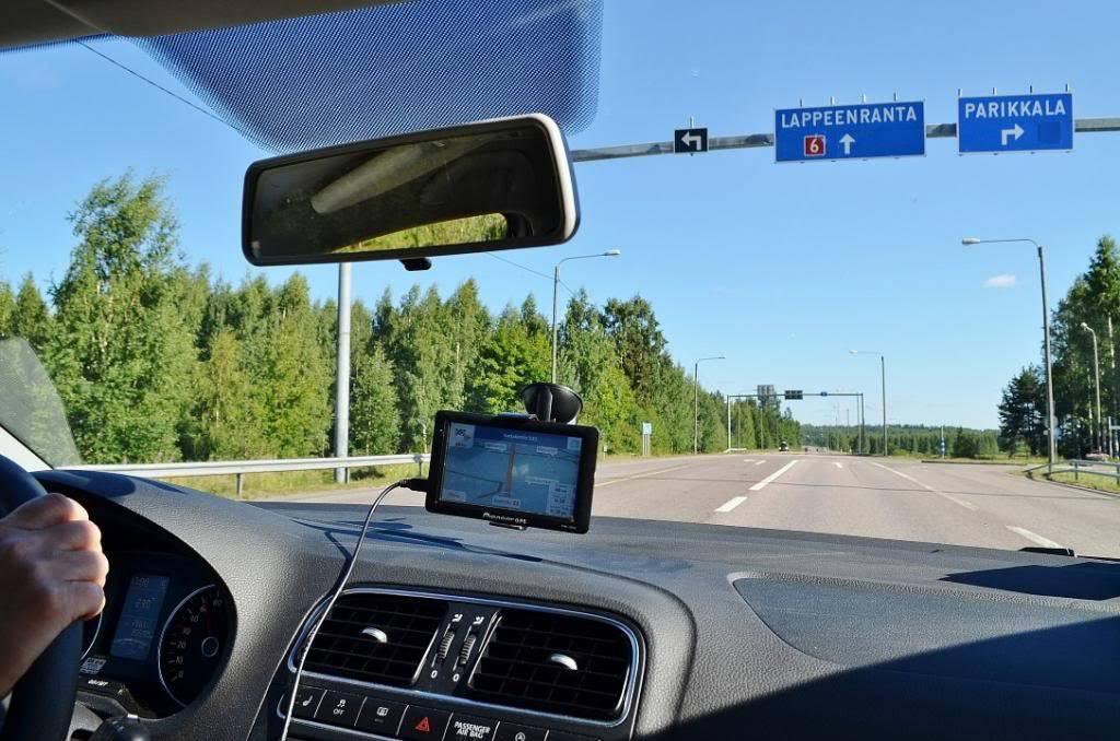 Отчет об автопутешествии в финляндию на длинные выходные  