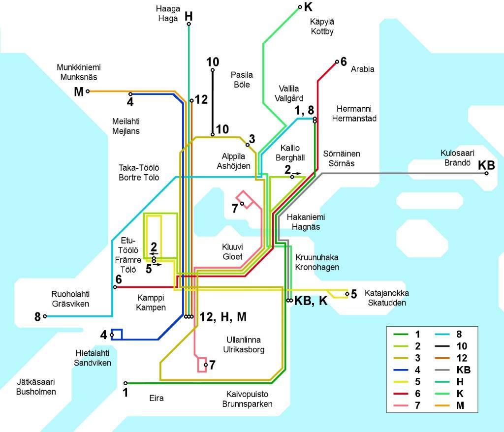 Список станций метрополитена хельсинки — википедия. что такое список станций метрополитена хельсинки