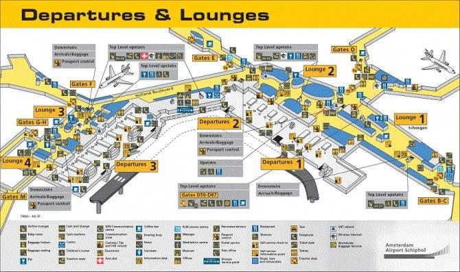 Аэропорт барселоны «эль-прат»
