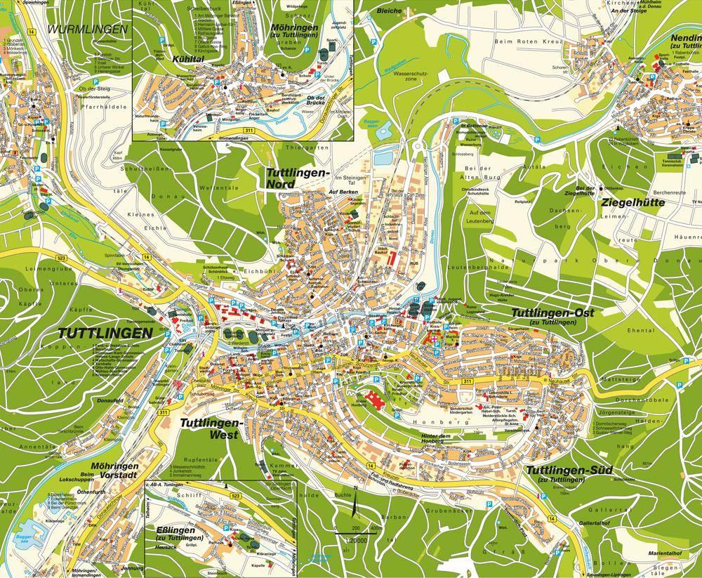 Город баден-баден и его главные достопримечательности с описанием и фото.