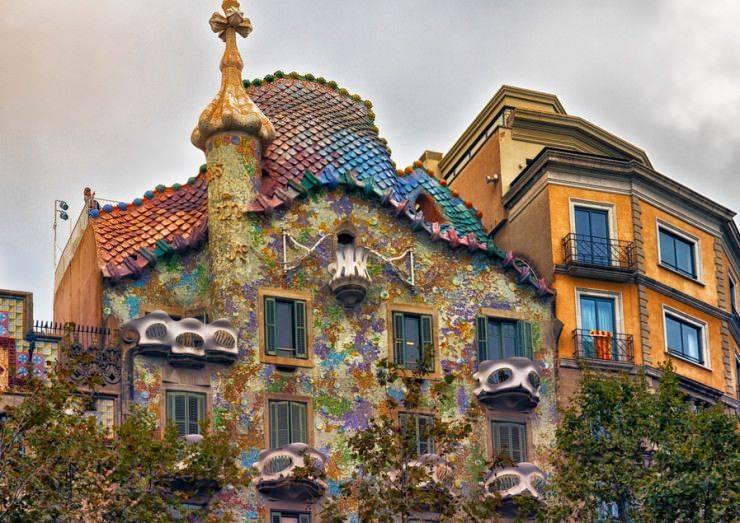 Дом-музей антонио гауди в барселоне - как посетить в 2021 году