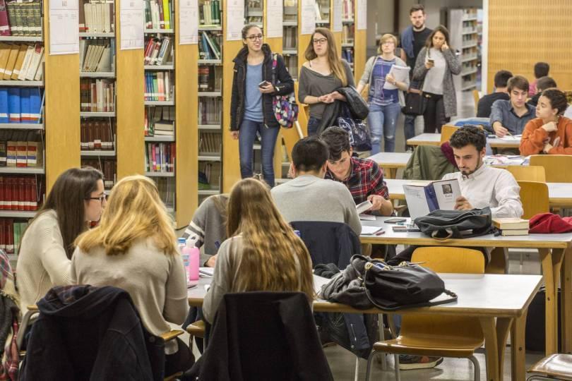 Преимущества высшого образования в испании