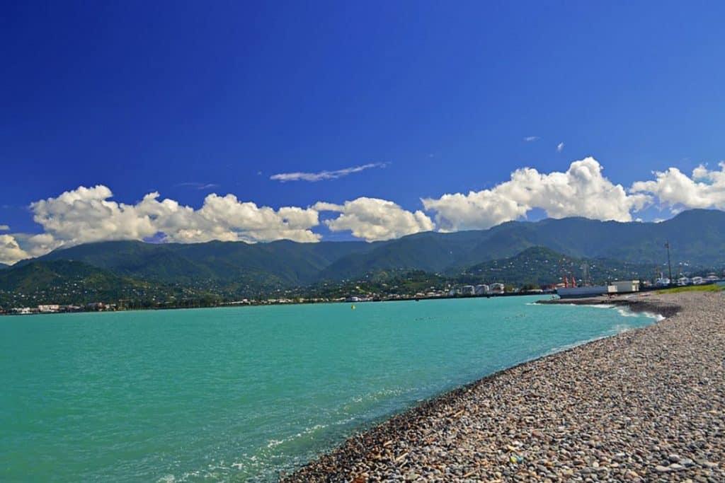 Пляжи грузии: 7 лучших и 3 худших. фото и отзывы