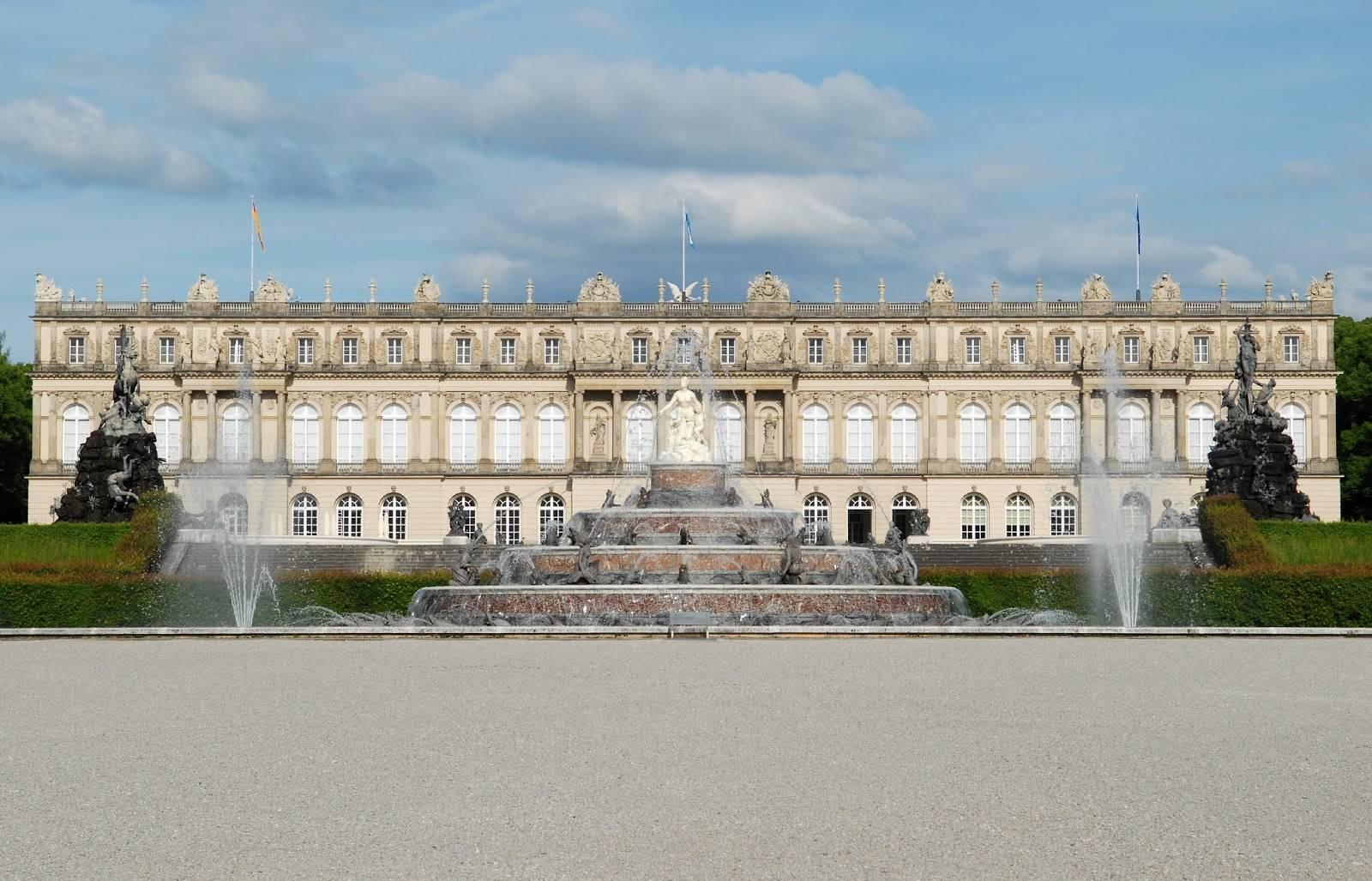 Замки баварии около мюнхена: нойшванштайн, хоэншвангау, линдерхоф, херренкимзее