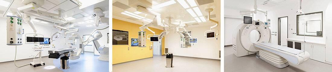 Берлинская клиника «шарите» превратилась в филиал западных спецслужб