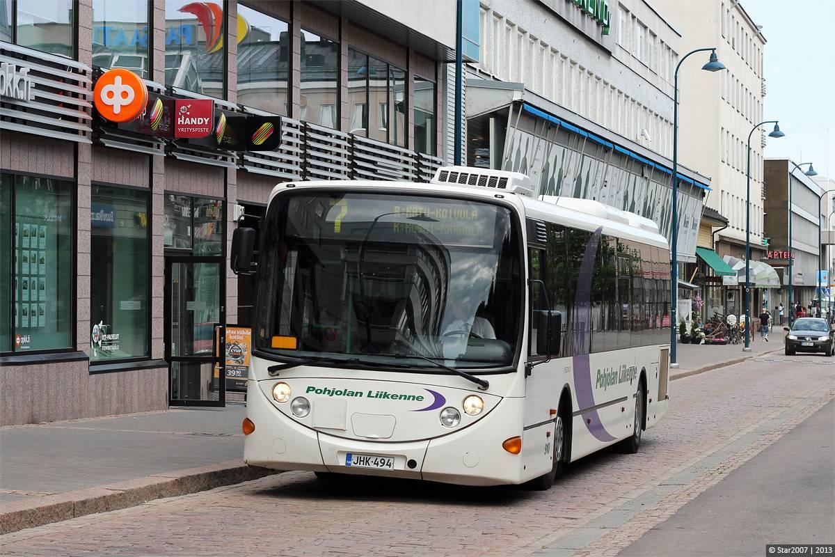 Транспорт в хельсинки