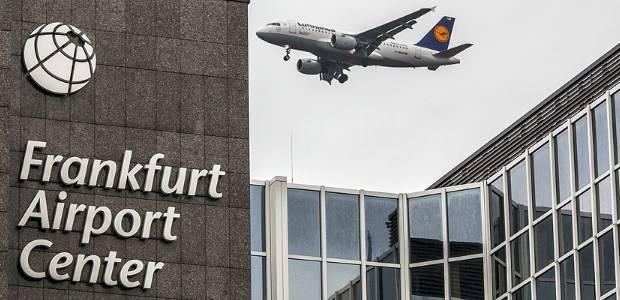 Список аэропортов германии — википедия