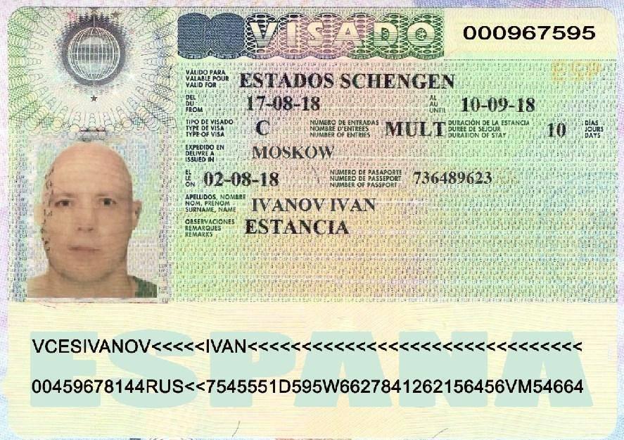 Виза d в испанию: категории, получение, причины отказа